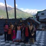 Himalayan Snow View