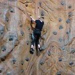 Bonus Rock Climbing Wall