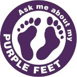 Our annual Purple Foot Festival is for the whole family. Come celebrate our harvest!