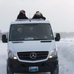 Our customized Mercedes safari vehicles with roof hatches are the best in North America.