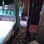 Interior of the Pullman berth