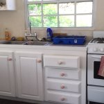 Well equiped kitchens