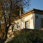 Ristorante Villa Clesia (Mosciano Sant'Angelo), luci rubate all'autunno