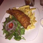 Fresh Cod meal