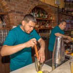 Our talented bartenders whipped up nearly 1,000 margaritas on Cinco de Mayo!