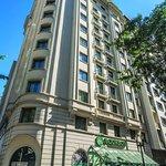 Bourbon Sao Paulo Express Hotel Foto