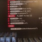 Choices of Cider sets this place apart