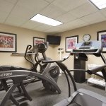 Country Inn & Suites Evansville Fitness Room