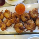 Coconut Shrimp Appetizer