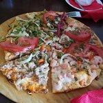 Пицца 4 сезона (см. отзыв)