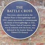 The Battle Cross Aldborough