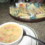 Ham/bean soup
