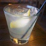 Miss Pamplemousse Cocktail