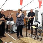 Fab beer festival at the Haywain over bank holiday weekend.