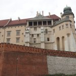 Wawel Castle Along Royal Mile