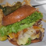 Charro Burger!