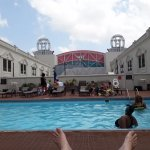 Horseshoe Casino Pool