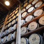 Barrell storage