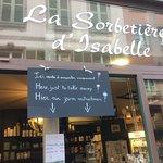 Photo de La Sorbetiere d'Isabelle