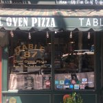 Photo of Table 87 Coal Oven Pizza