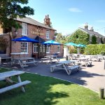 The Chequers Matching Green Essex Restaurant and Country Pub