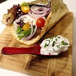 Gyros available during lunch!