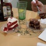 Red Velvet Cake & German Chocolate