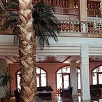 Impressive Reception area...immaculate