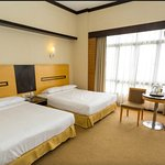 Very spacious and clean rooms, nice view when in balcony.