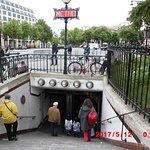 Paris Metro Picture