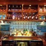 Back bar at Outback