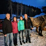 Fireside Dining at Empire Canyon Lodge Restaurant