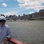 Cruising on the St. Lawrence River