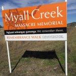 Myall Creek Massacre Memorial Walk