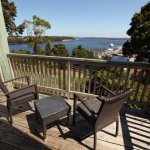 Hilltop Executive Harbourview Balcony
