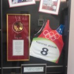 Chandra Crawford's Gold Medal from Torino 2006