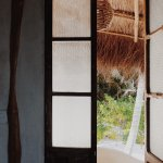 Private Entrance to Casa Gaia Tulum - Part of the Mahayana Tulum Beach Homes Collection