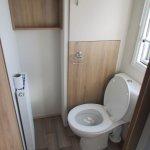 Toilet in Bedroom