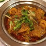 Prawn masala - way too much oil