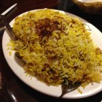 Biryani - huge portion