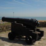 32lb cannon for coastal defence