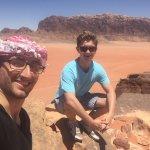 Photo de Wadi Rum Nature Tours