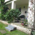 Veranda for Garden Room guests