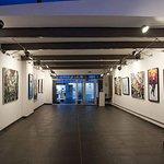 Espace pour les expositions
