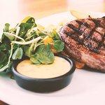 Aubrey Allen's Steak