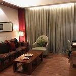 Hyatt Suite - Living room