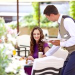 Esplanade Zagreb Hotel - Zinfandel's - Oleander Terrace Breakfast
