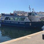 Foto de Amigo's Glassbottom Boat
