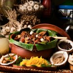 Enjoy a daily dose of the most popular Filipino dish Adobo at a special corner at Cafe Marco
