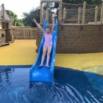 The improvements to the Pirate's Cove Paddling Pool are going down well!